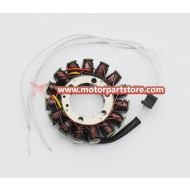 Motorcycle and ATV stator coil