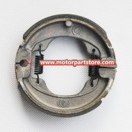 PW80 PY80 PEEWEE FOR YAMAHA FRONT BRAKE SHOES 80