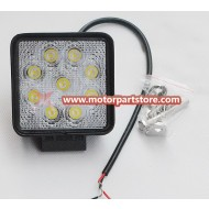 Hot Sale 27W Motorcycle Led Working Light