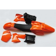 Seat Tank Plastic Shell Body Senior KTM50