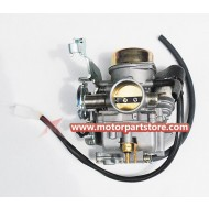 KEIHIN CVK CARBURETOR ON BUYANG FEISHEN 300CC ATV