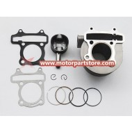 New 125cc Cylinder And Piston Rings Kit