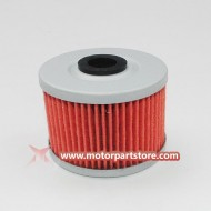 Hot Sale Oil Fifter For Kawasaki KFX450R KLX110 KLX125 KLX140 Atv