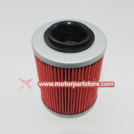 Commander 1000 800 650 500 400 Oil Filter Atv