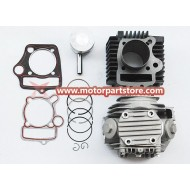 High Quality Cylinder Head With Body For Completed 125cc 110cc 90cc Atv
