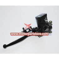 High Quality Black Left Brake Pump With Brake Lever
