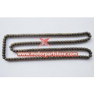 25H-136 Chain for 2 stroke pocket bike