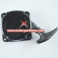 Plastic Pull Starter for 2-stroke Pocket Bike