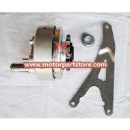 The gear box fit for GY6 150CC engine