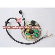 6-Coil Magneto Stator for ZS155 dirt bike