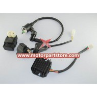 Hot Sale Electrical Parts For GY6 150 to 250 Atv