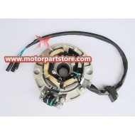 6-Coil Magneto Stator for YX140,150,160cc