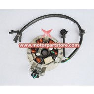 6-Coil Magneto Stator for YX140 Dirt Bike