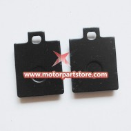The brake pads for the 50CC to 250CC dirt bike
