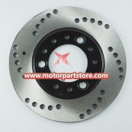 The  brake disc fit for the pocket bike