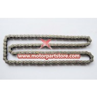 428-102 Chain for ATV, Dirt Bike & Go Kart.