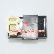 HIgh Quality 6-Pin Double Plug CDI Fit For GY6 50 To 150 Atv
