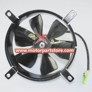 Small Fan for 200cc-250cc Water-cooled Go Kart
