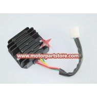 4-pin rectifier fit for the 50CC to 125cc