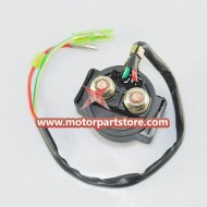 The relay fit for the ATV and dirt bike