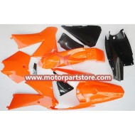 Plastic Body Assy for KTM 85 Dirt Bike.