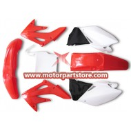 Plastic Body Assy for CRF Dirt Bike.