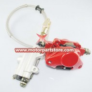 The rear disc brake assy for the 50cc to 150cc
