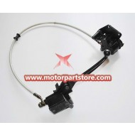 The front disc brake assy for the 50cc to 150cc