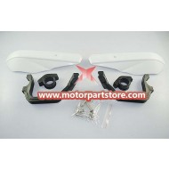 Plastic Handleguards Assy for Dirt Bike.