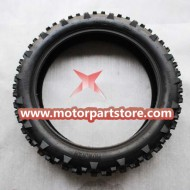 90/90-21 front Tire for 50cc-125cc Dirt Bike.
