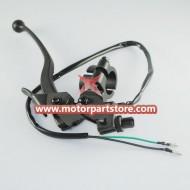 High Quality Black Brake Lever Fit For ATV