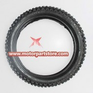 2.50-14 Front Tire for 50cc-125cc Dirt Bike.