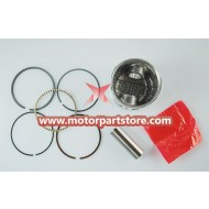 Hot Sale Piston For 90cc Atv Dirt Bike And Go Kart