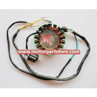 High Quality 18-Coil Magneto Stator For CB250 Atv
