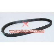 The 835 x 20 x 30 belt fit for the GY6 engine