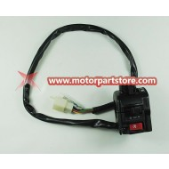 Hot Sale Black 3-Function Right Handle Bar Switch