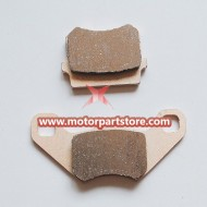 Hot Sale Brake Pads For 50CC To 250CC Atv
