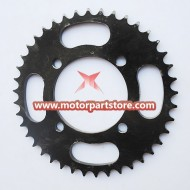 420 41teeth Sprocket for 50-110cc dirt bike