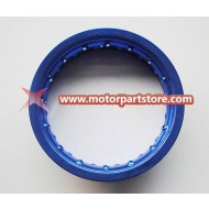 2.50 x 12 rear alloy rim  fit for dirt bike