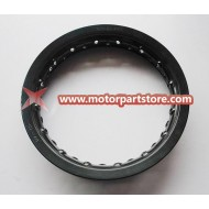 10 x 1.6 front alloy rim fit for dirt bike