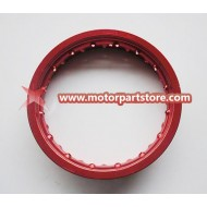 1.85 x 12 rear alloy rim fit for dirt bike