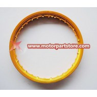 1.4 x 14 front alloy rim fit for dirt bike