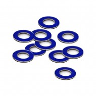 10 Oil Drain Plug Washer Gasket For Toyota