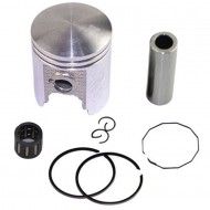 PW 50 piston kit complete with  piston rings needle