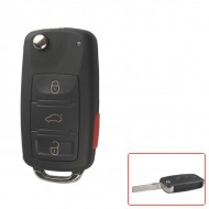 YH 433MHZ 3 Button Remote Key for VW Touareg