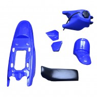 Plastic Fender Body Seat Gas Tank Kit  For Yamaha PW50 PY50 PW 50
