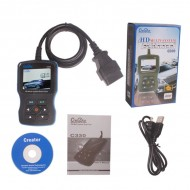 Hand-held Creator C330 Code Scanner for Honda/Acura Free Update