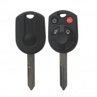 Remote Key Shell 4 Button For Ford