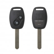 2005-2007 Remote Key 2+1 Button And Chip Separate ID:48(313.8MHZ) for Honda