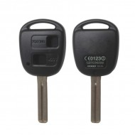 Remote Key Shell 2 Button TOY48 (Long) For Lexus